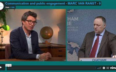 Marc van Ranst en het moreel kompas van wetenschapscommunicatie