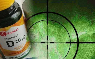 Ionisatie,  Vitamine D en andere life savers