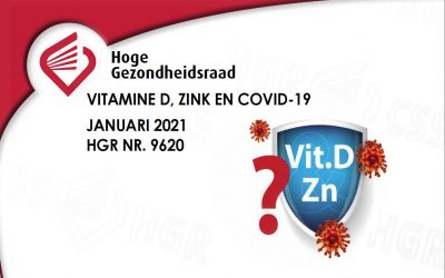 Misinformatie over Zink en Vitamine D op Radio 1