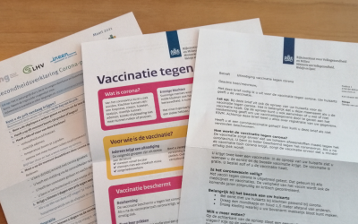 Minder positieven, minder zieken, minder doden… Meer IC dus vaccineren!