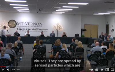 Mondkapjes revisited n.a.v. YT-hit: Dan Stock op Mt Vernon