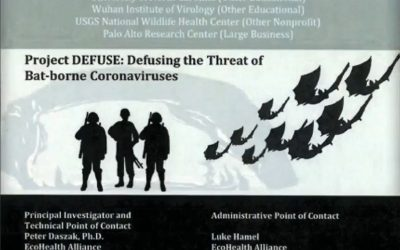 NRC voedt theorie over labontsnapping SARS-CoV-2
